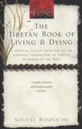 Omslag - The Tibetan book of living and dying