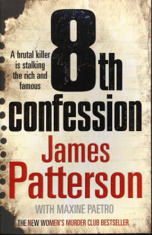 8th confession av James Patterson og Maxine Paetro (Heftet)