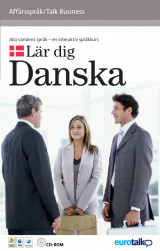 Omslag - Talk Business - Danish