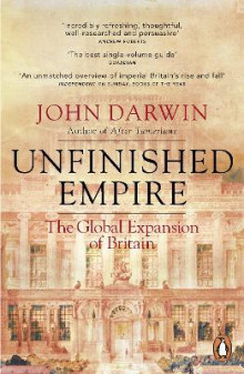 Unfinished Empire av John Darwin (Heftet)