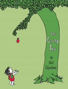 The Giving Tree av Shel Silverstein (Innbundet)