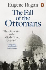 Omslag - The fall of the Ottomans