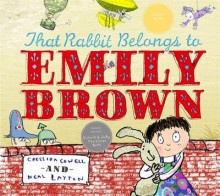 That Rabbit Belongs to Emily Brown av Cressida Cowell og Neal Layton (Blandet mediaprodukt)