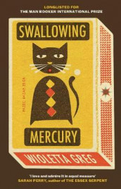 Swallowing Mercury av Wioletta Greg (Heftet)