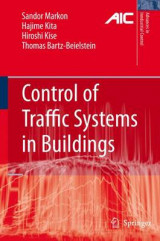 Omslag - Control of Traffic Systems in Buildings