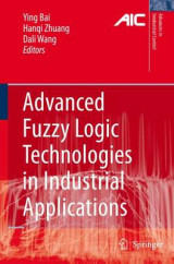 Omslag - Advanced Fuzzy Logic Technologies in Industrial Applications