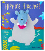 Omslag - Hippo's Hiccups