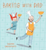 Omslag - Baking with Dad