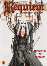 Omslag - Requiem Vampire Knight: Convent of the Blood Sisters & The Queen of Dead Souls v. 4
