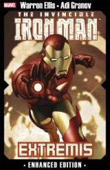 Omslag - Invincible Iron Man, The: Extremis