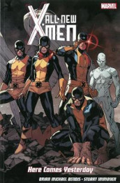 All-new X-men: Here Comes Yesterday av Brian M Bendis (Heftet)