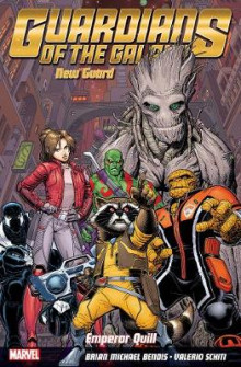 Guardians of the Galaxy: New Guard Volume 1 - Emperor Quill av Brian Michael Bendis (Heftet)
