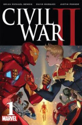 Omslag - Civil War II