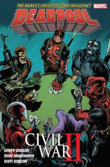Deadpool World's Greatest: Vol. 5 av Gerry Duggan (Heftet)