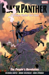 Omslag - Black Panther: a Nation Under Our Feet Volume 3: Volume 3