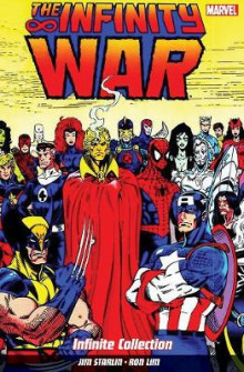 Infinity War: Infinite Collection av Jim Starlin (Heftet)