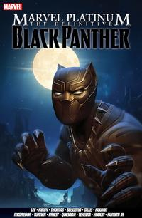 Marvel Platinum: The Definitive Black Panther av Stan Lee og Roy Thomas (Heftet)