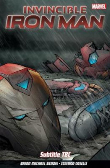 Invincible Iron Man Vol. 2 av Brian Michael Bendis (Heftet)