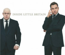 Inside Little Britain av Matt Lucas, David Walliams og Boyd Hilton (Lydbok-CD)
