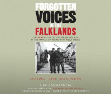 Forgotten Voices of the Falklands Part 3: Pt. 3 av Hugh McManners (Lydbok-CD)