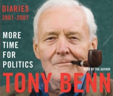 More Time for Politics av Tony Benn (Lydbok-CD)
