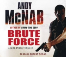 Brute Force av Andy McNab (Lydbok-CD)