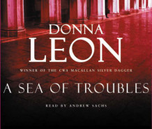 A Sea of Troubles av Donna Leon (Lydbok-CD)