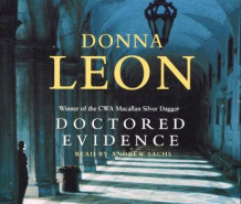 Doctored Evidence av Donna Leon (Lydbok-CD)