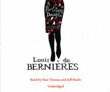 A Partisan's Daughter av Louis de Bernieres (Lydbok-CD)