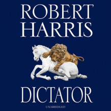 Dictator av Robert Harris (Lydbok-CD)