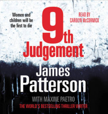 9th Judgement av James Patterson (Lydbok-CD)