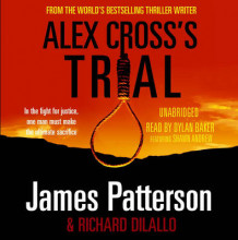 Alex Cross's Trial av James Patterson (Lydbok-CD)