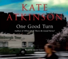 One Good Turn av Kate Atkinson (Lydbok-CD)