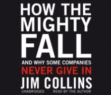 How the Mighty Fall av Jim Collins (Lydbok-CD)