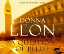 A Question of Belief av Donna Leon (Lydbok-CD)