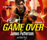 Omslag - Daniel x: game over - (daniel x 4)