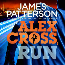 Alex Cross, Run av James Patterson (Lydbok-CD)