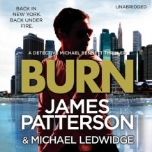 Burn av James Patterson (Lydbok-CD)