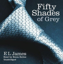 Fifty Shades of Grey av E. L. James (Lydbok-CD)