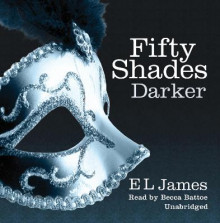 Fifty Shades Darker av E. L. James (Lydbok-CD)