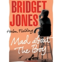 Bridget Jones: Mad About the Boy av Helen Fielding (Lydbok-CD)