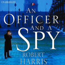 An Officer and a Spy av Robert Harris (Lydbok-CD)