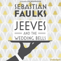 Jeeves and the Wedding Bells av Sebastian Faulks (Lydbok-CD)