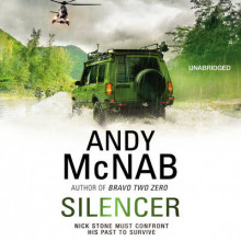 Silencer av Andy McNab (Lydbok-CD)