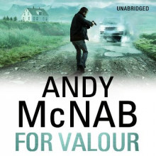 For Valour av Andy McNab (Lydbok-CD)