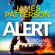 Alert av James Patterson (Lydbok-CD)