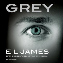 Grey av E. L. James (Lydbok-CD)