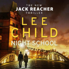 Night School av Lee Child (Lydbok-CD)