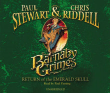 Barnaby Grimes: Return of the Emerald Skull av Paul Stewart og Chris Riddell (Lydbok-CD)