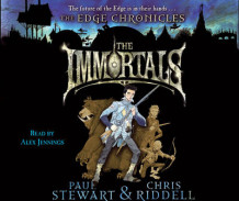Edge Chronicles 10: The Immortals av Chris Riddell og Paul Stewart (Lydbok-CD)